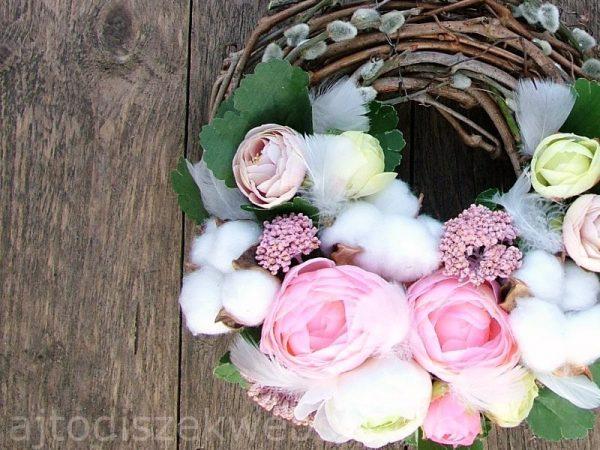 Barkás tavaszi kopogtató rózsaszín