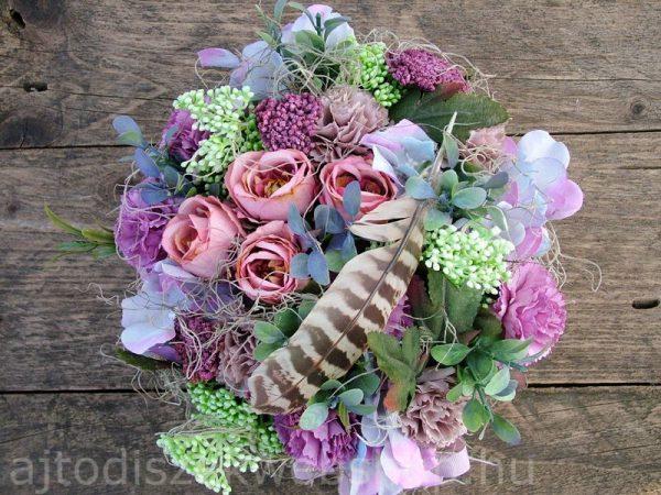 Virágbox ajándék nőknek 2