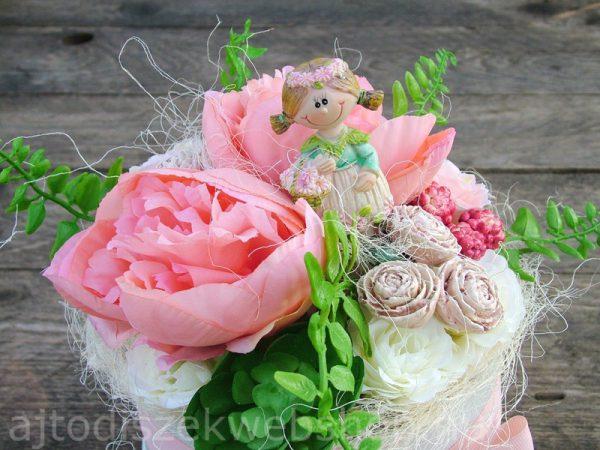 Virágbox ajándék nőknek